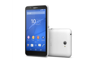 Sony Xperia E4 promises up to a week of battery with 5-inch display on a budget