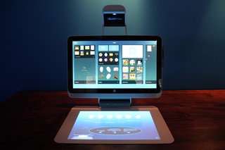 HP Sprout hands-on: Behold the PC of the future