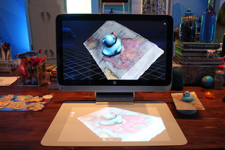 hp sprout hands on behold the pc of the future image 4