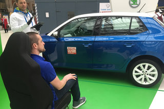 skoda uses augmented reailty to let you design and try on a new fabia image 12