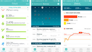fitbit charge hr review imagem 28