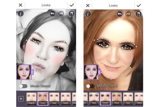 want to be a supermodel youcam make up app can help image 7