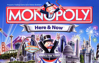 Hasbro is letting you pick the cities in its next Monopoly board game