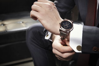LG Watch Urbane: A classic design twist on the G Watch R