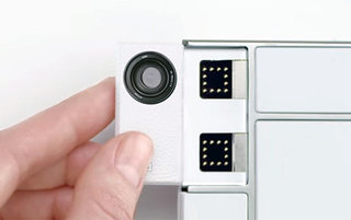 Google Project Ara camera modules revealed for easy swap-out upgrades