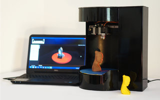 Blacksmith Genesis is the photocopier of the 3D printing world, out now