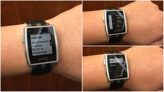 Pebble is now compatible with Android Wear notifications