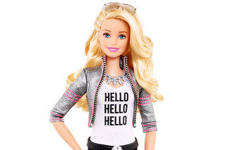 Internet connected Barbie will talk to your kids and learn from their responses
