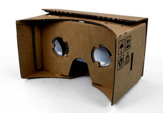 As unlikely as it may seem, Apple has its own version of Google Cardboard