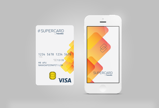 This bank card means you'll never have to pay bank roaming fees again