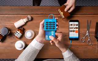 Now anyone can take chip-and-pin payments thanks to world first free card reader from iZettle