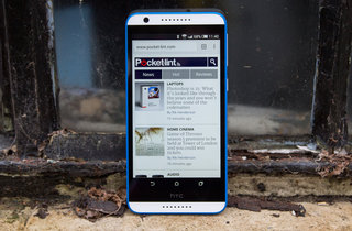 HTC Desire 820 review: Mixed performance mid-ranger