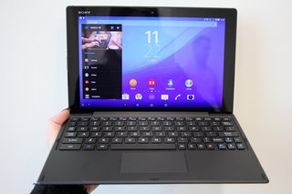 sony xperia z4 tablet hands on slimmer lighter and sexier image 31