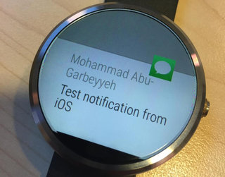 Apple Watch taking too long? Android Wear for iPhone is now a thing