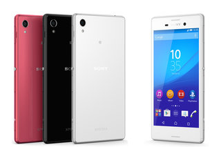 Sony Xperia M4 Aqua looks like the Xperia Z3, but it's only €299