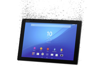 No Sony Xperia Z4, but there is an Xperia Z4 Tablet that wants to replace your laptop
