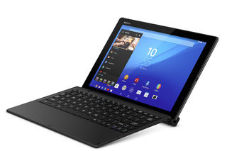 no sony xperia z4 but there is an xperia z4 tablet that wants to replace your laptop image 5