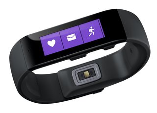 Microsoft Band's first major update brings predictive keyboard, web dashboard, and more