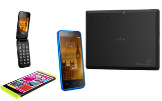 Kazam plans MWC takeover: Brit-designed Windows and Android phones join budget Windows tablets