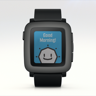 pebble time arrives to give apple watch some serious competition image 2