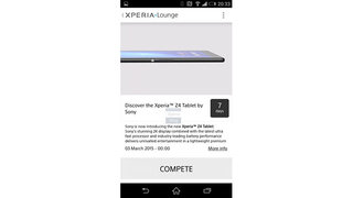 this is the sony xperia z4 tablet with a 2k screen as leaked by sony itself image 2