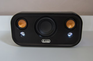 x mini clear bluetooth speaker review image 8