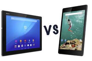 Sony Xperia Z4 Tablet vs Google Nexus 9: What's the difference?
