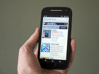 Hands-on: Motorola Moto E (2015) review: Budget champion gets 4G, bigger screen, Lollipop refresh