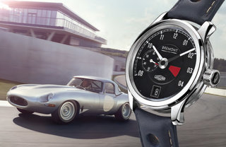 Bremont Jaguar MKI and MKII wristwatches show why smartwatches might never be cool
