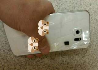 Is this the real Samsung Galaxy S6, or a prototype?