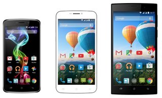 archos whips out four new android smartphones ahead of mwc 2015 image 2