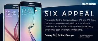 samsung galaxy s6 and samsung galaxy s6 edge revealed for real someone will get fired image 2