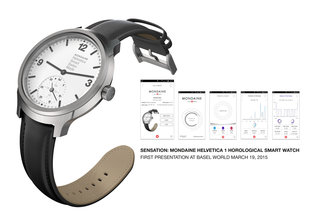 company behind apple s original clock design to release own apple watch rival image 2