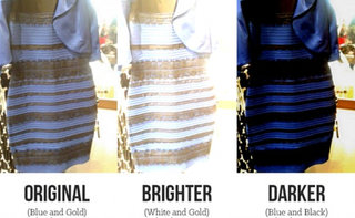 The Dress meme: 25 million readers and counting, but what colour do you see?
