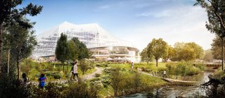 new google campus to challenge apple s spaceship office for coolest place to work image 7