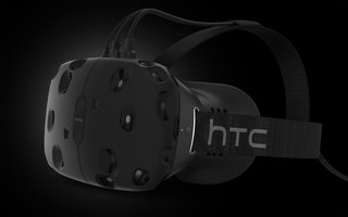 this is htc vive the steam vr headset built by htc and valve image 2