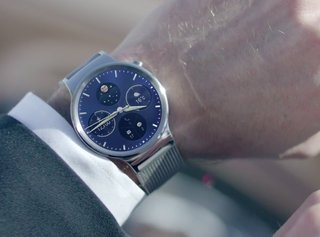 Huawei Watch official, could it be the Apple Watch of the Android Wear world?