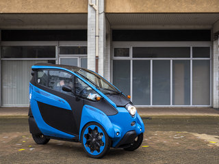 Toyota i-Road: The electronic Boris bike of the future?