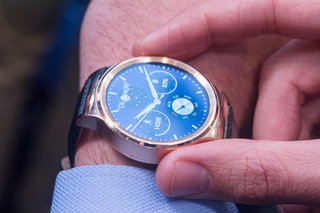 Huawei Watch hands-on: Android Wear goes fashion conscious