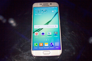 Samsung Galaxy S6 edge hands-on: A bezel-free revolution begins