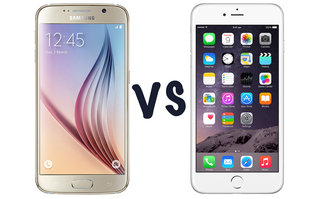 Samsung Galaxy S6 vs Apple iPhone 6: What's the difference?