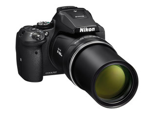 Nikon Coolpix P900 fixed lens camera offers staggering 83x optical zoom for £500
