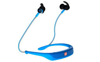 JBL Reflect Response earbuds have gesture control so you can wave in the air like you just don't care