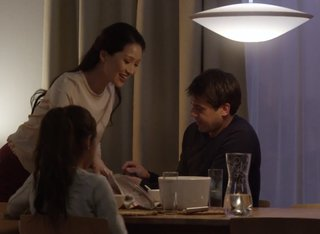Philips Hue Phoenix is a new range of smart lamps that glow every shade of white light