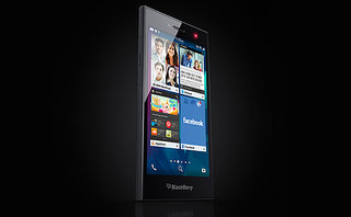 BlackBerry Leap is the 5-inch HD touchscreen smartphone you didn't see coming