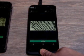 Qualcomm Sense ID is a 3D biometric scanner that will solve those sweaty Apple TouchID moments (hands-on)