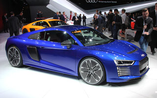 Pocket Lint Audi R8 E Tron 2016 Is The Electric Supercar Youu0027ve Been  Dreaming About