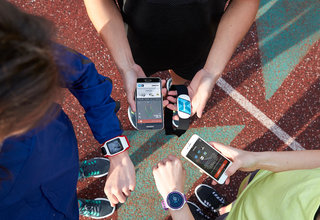 huge selection of how to buy new authentic Nike+ Running App now plays nice with sports watches including