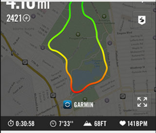 nike running app now plays nice with sports watches including garmin image 2