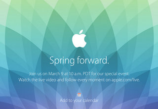 Here's how to watch the Apple Watch launch live today